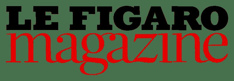 logo le figaro magazine pour un article sur l'eden plage mala près de monaco