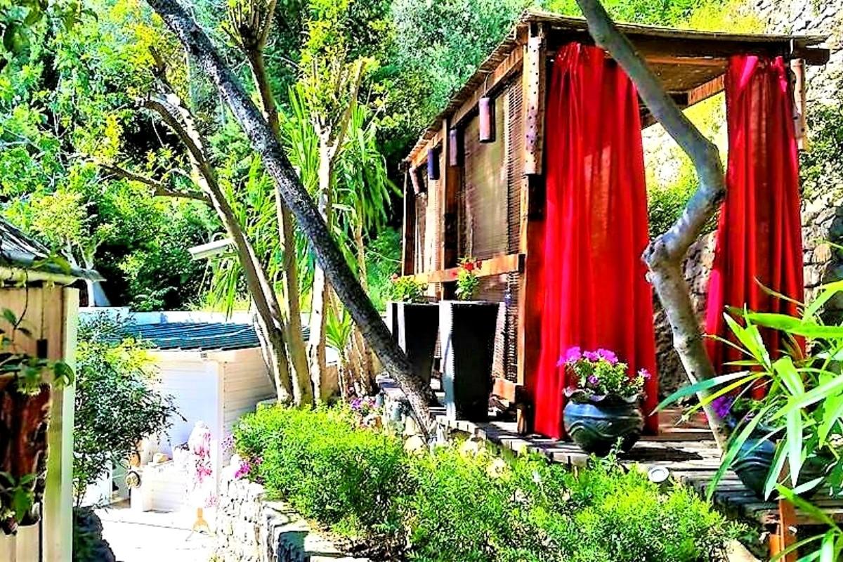 Centre Massage zen à la Plage Mala Cap D'Ail